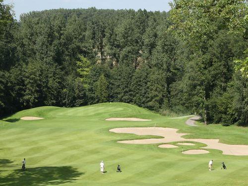 Golf Château de la Tournette l'Américain