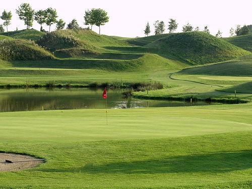 Golf Château de la Tournette l'Anglais