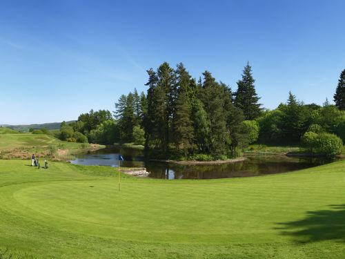 Gleneagles Queens Course