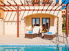 Aphrodite Hills Residences Cyprus Paphos Villas Lounge Zwembad