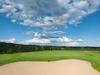 Oberberg Golfbaan Duitsland Sauerland Bunker Green